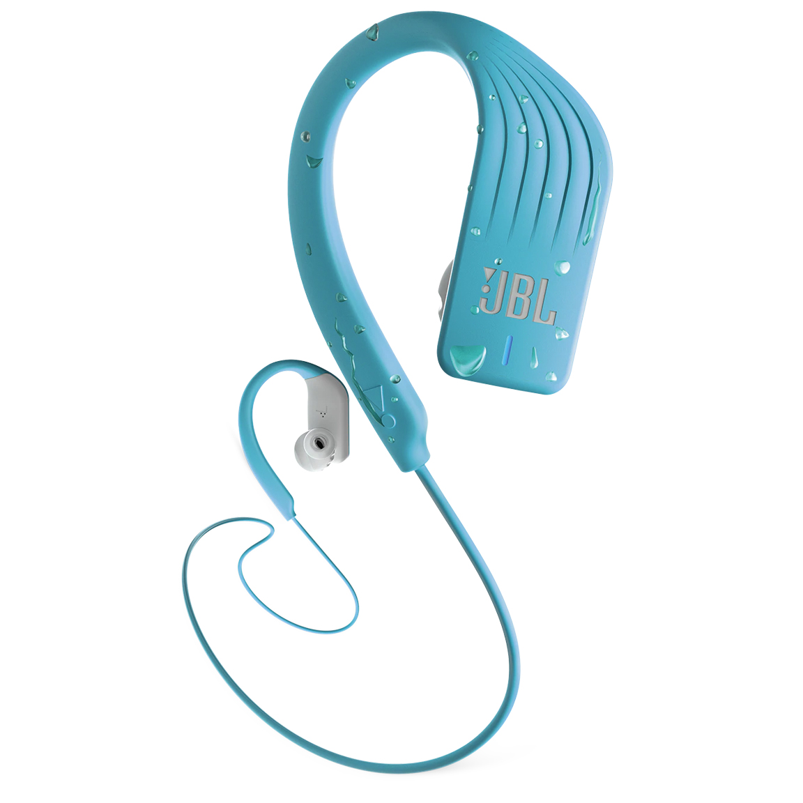 Image For JBL Endurance Sprint<br>Earbuds<br>Teal