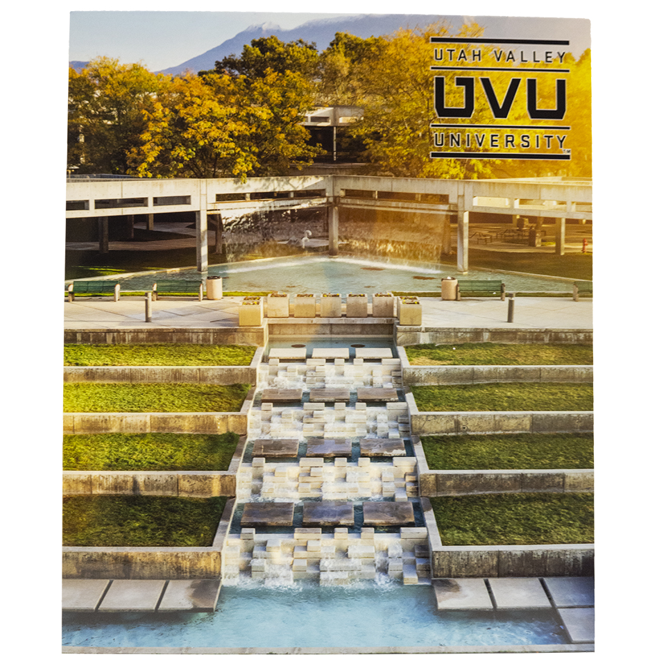 Cover Image For UVU Courtyard Campus Folder