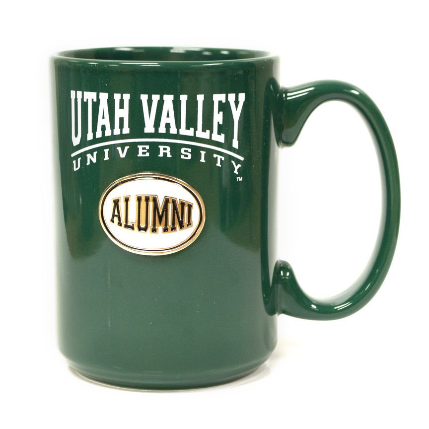 Image For Ceramic Mug<br> Alumni Medallion
