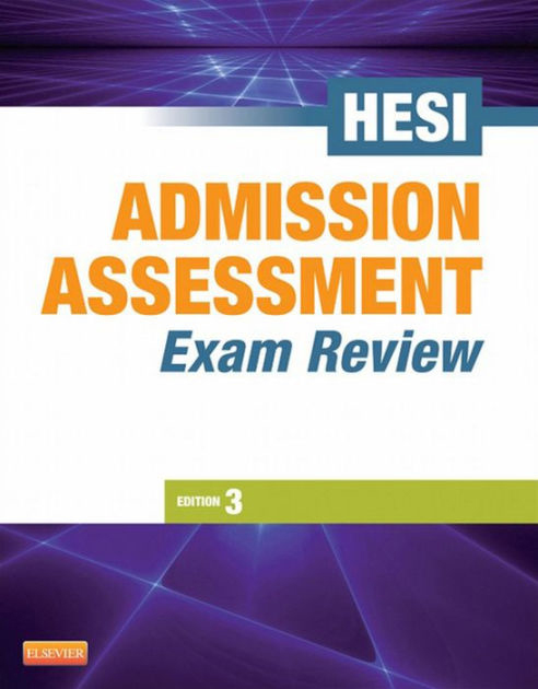Image For HESI Admission Assessment<br>Exam Review 3rd Ed.
