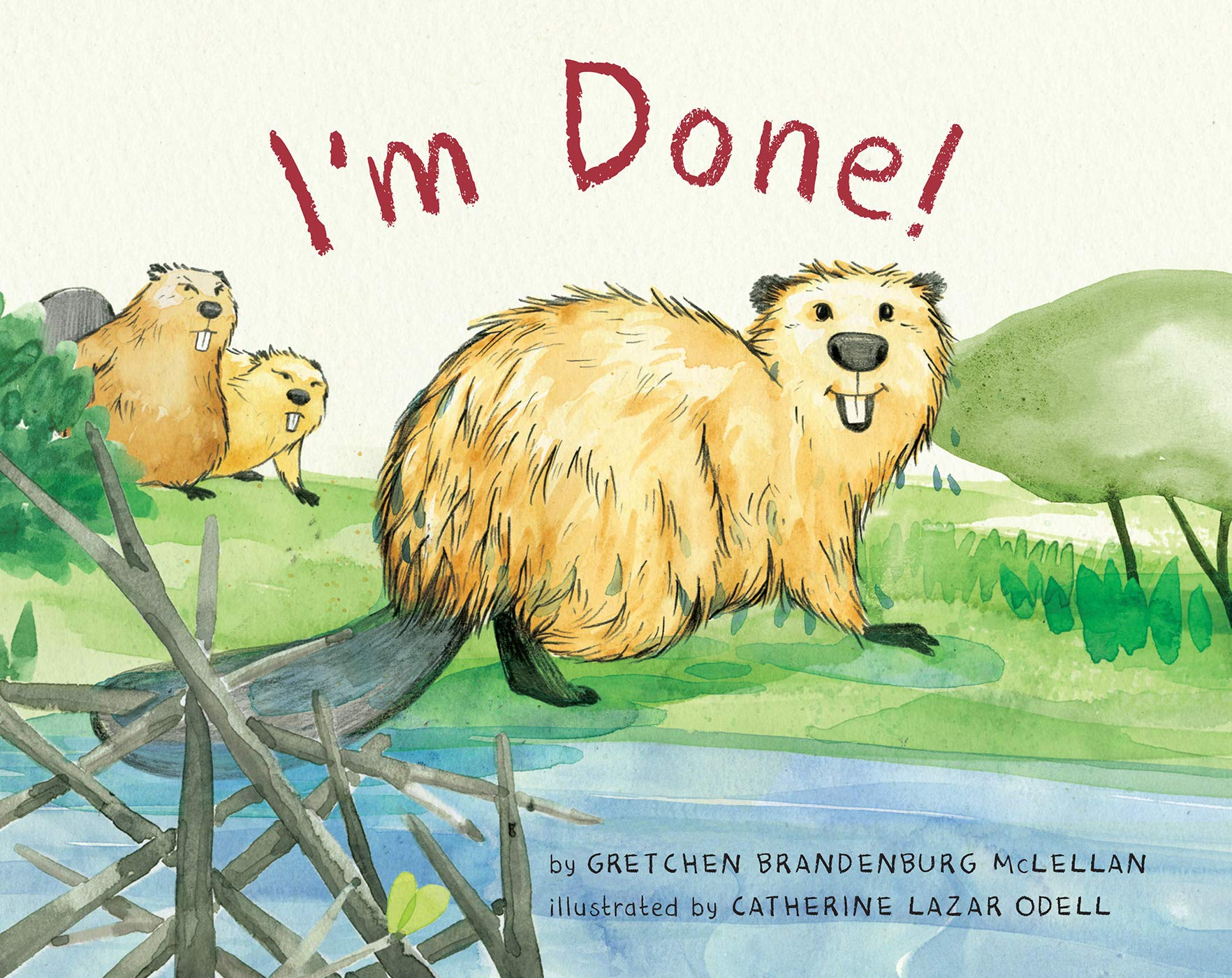 Image For I'm Done!<br>Gretchen Brandenburg McLellan