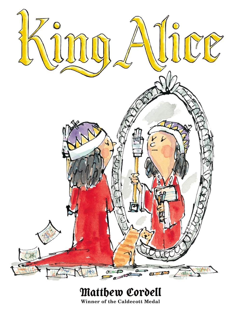 Image For King Alice<br>Matthew Cordell
