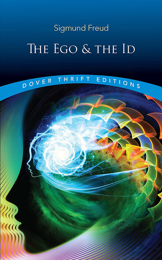 Cover Image For The Ego and the Id<br>Sigmund Freud