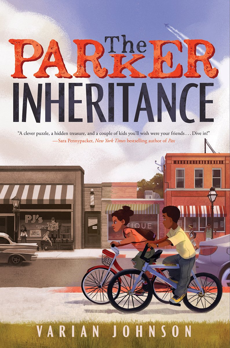 Image For The Parker Inheritance<br>Varian Johnson