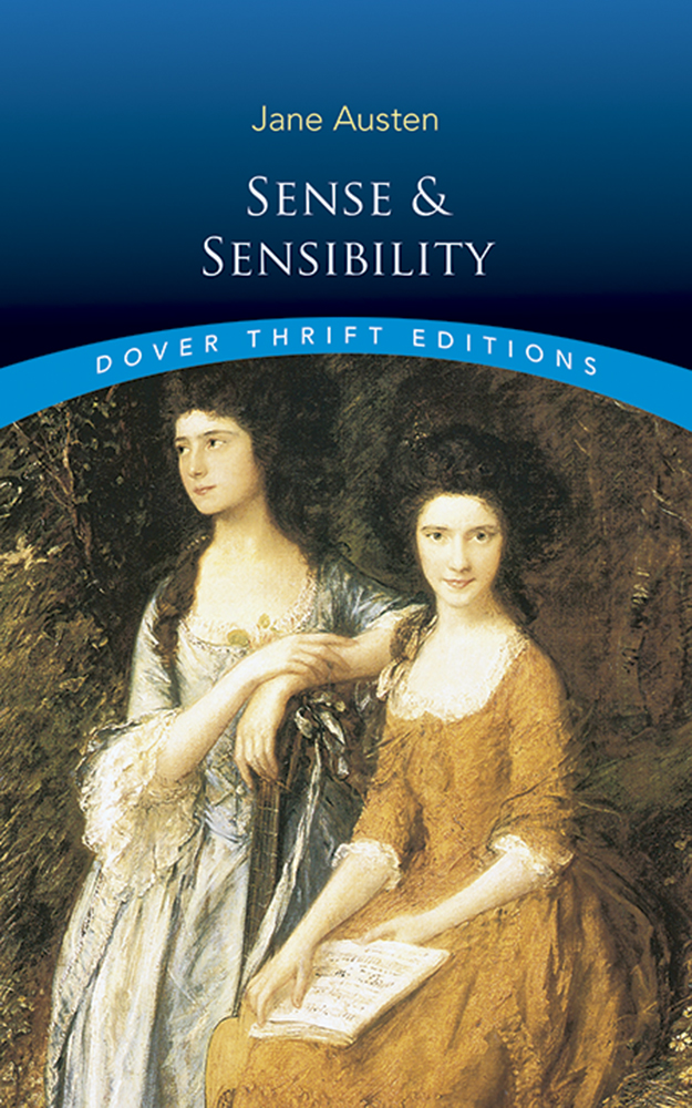 Image For Sense and Sensibility<br>Jane Austen