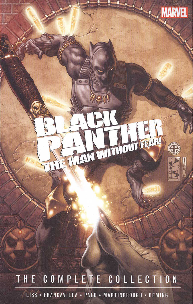 Image For Black Panther<br>The Man Without Fear<br>Complete Collection