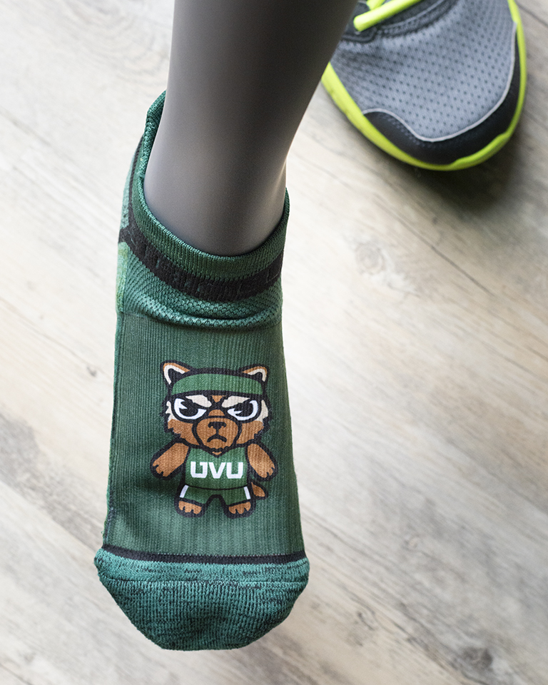 Cover Image For Tokyodachi Wolverine<br>Forest Crew Socks