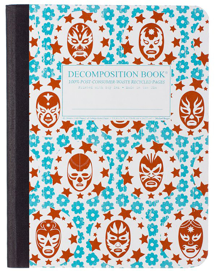 Image For Decomposition Book<br>Lucha Libre