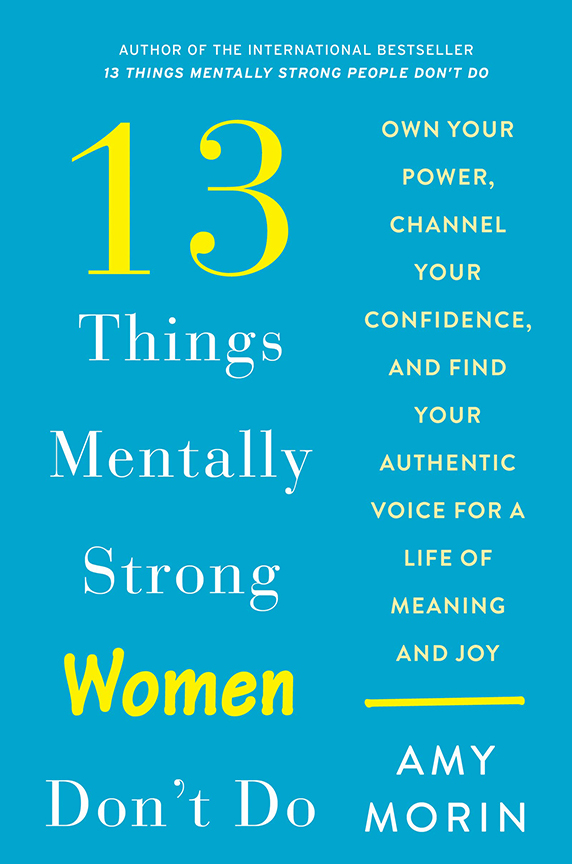 Cover Image For 13 Things Mentally Strong<br>Women Don't Do