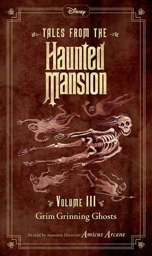Image For Tales from the Haunted Mansion<br>Vol. III<br>Amicus Arcane
