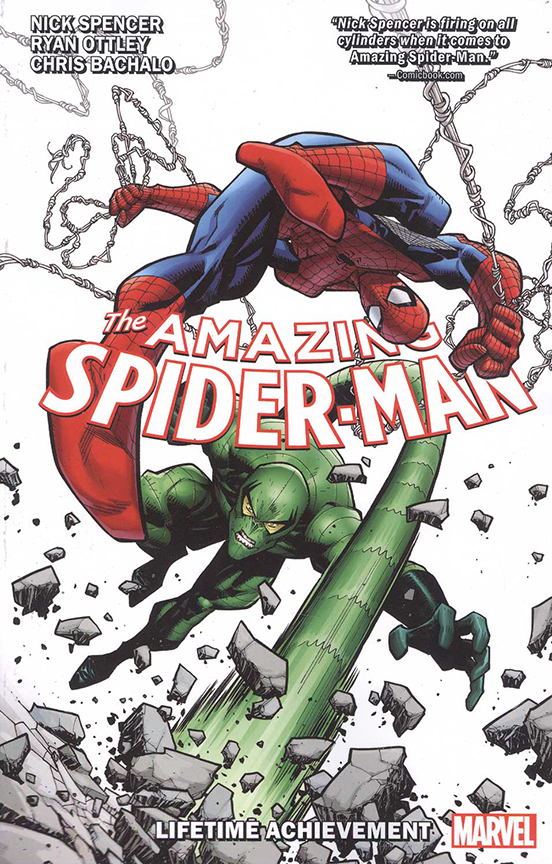 Image For Amazing Spider-Man<br>by Nick Spencer Vol. 3