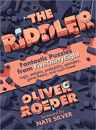 Image For The Riddler<br>Oliver Roeder