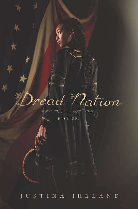 Image For Dread Nation<br>Justina Ireland