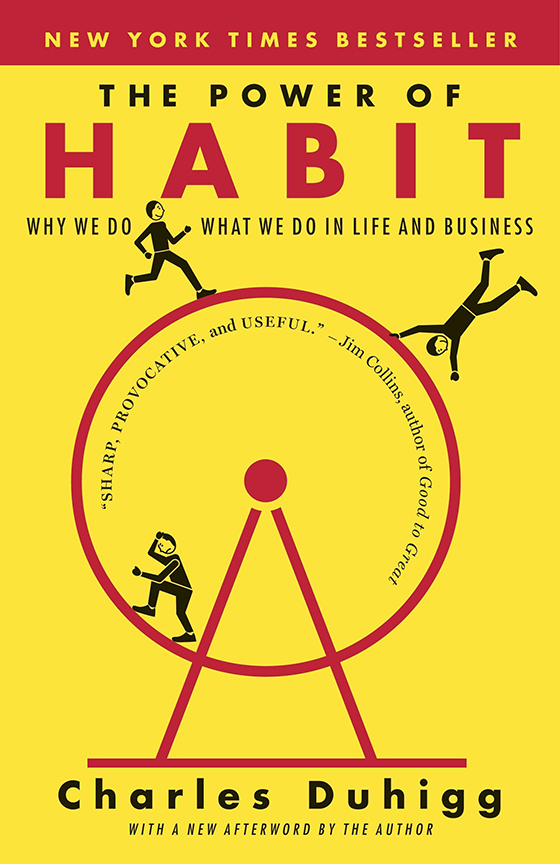 Image For The Power of Habit<br>Charles Duhigg