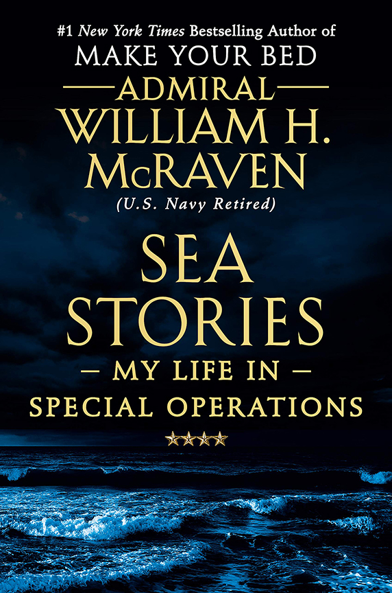 Image For Sea Stories<br>William H. McRaven