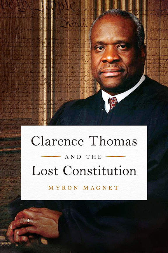 Image For Clarence Thomas<br>Myron Magnet
