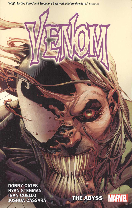 Image For Venom<br>by Donny Cates<br>Vol. 2: The Abyss