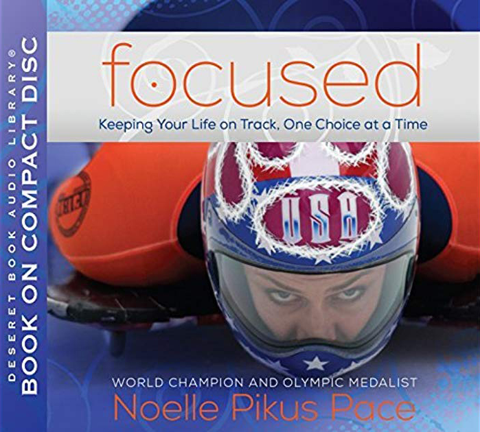 Image For Focused<br>Audio CD<br>Noelle Pikus Pace
