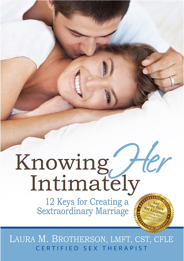 Image For Knowing HER Intimately<br>Laura M. Brotherson