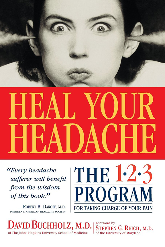 Image For Heal Your Headache<br>David Buchholz