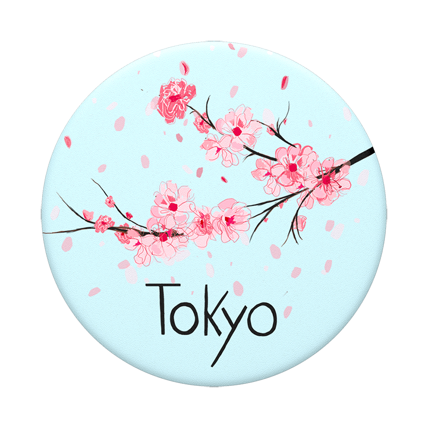 Image For PopSocket Swappable<br>Tokyo