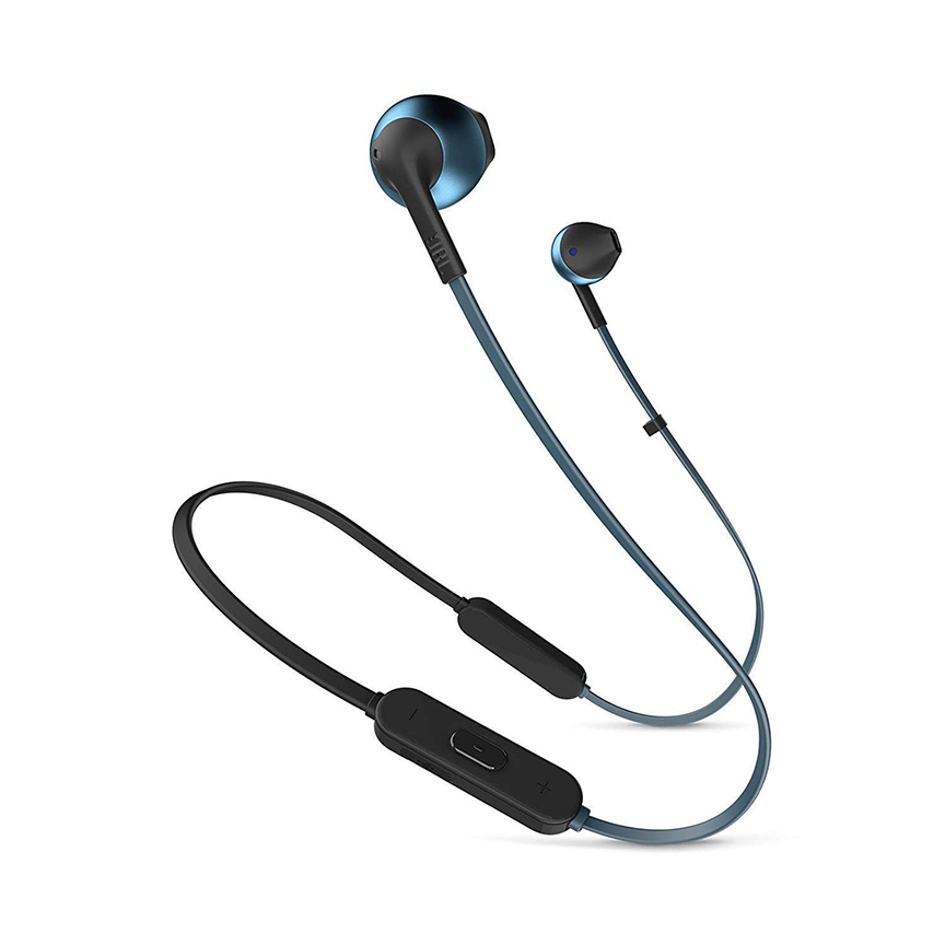 Image For JBL Tune T205<br>BT Headphones<br>Blue