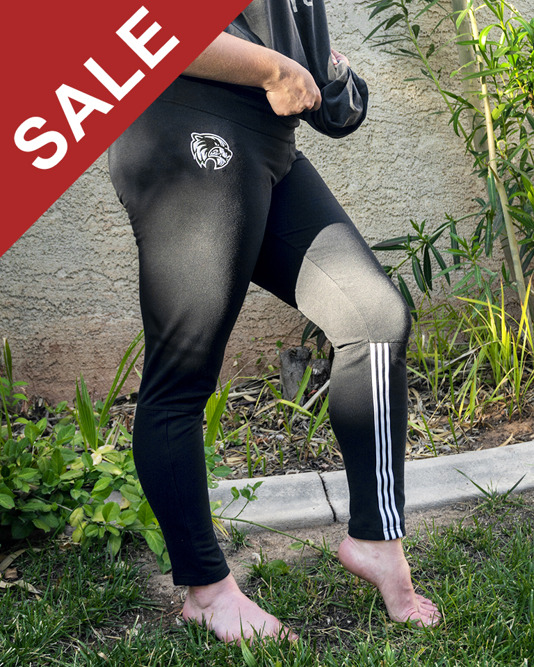 Image For Women's Cut<br>Adidas Leggings<br>