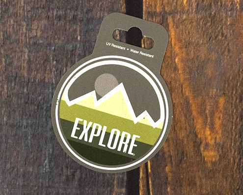 Image For Explore Sticker