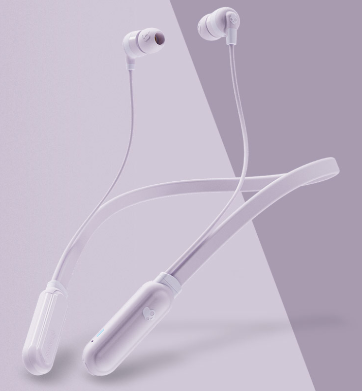 Image For Skullcandy Ink'd+ Wireless Earbuds<br>Lavender