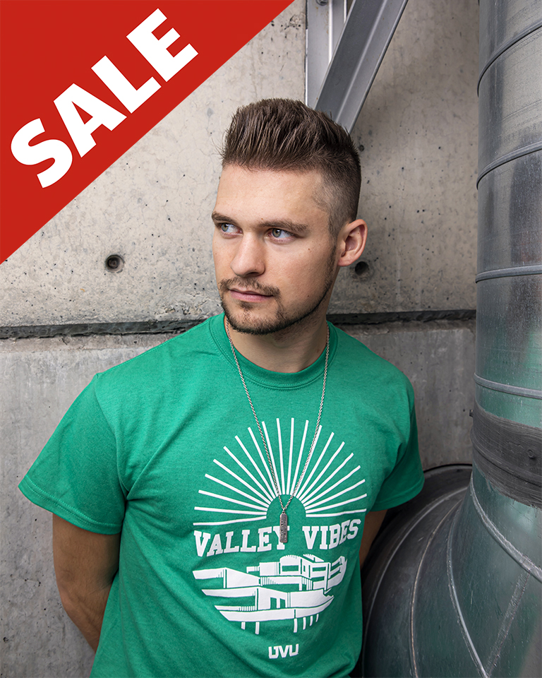 Cover Image For Valley Vibes<br>Spirit Shirt