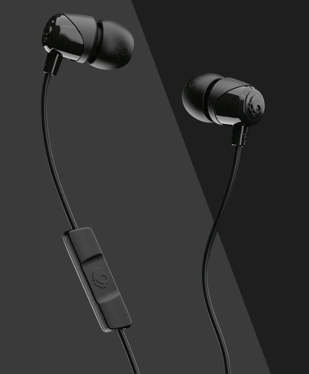 Image For Skullcandy Jib Wired In-Ear Headphones<br>Black