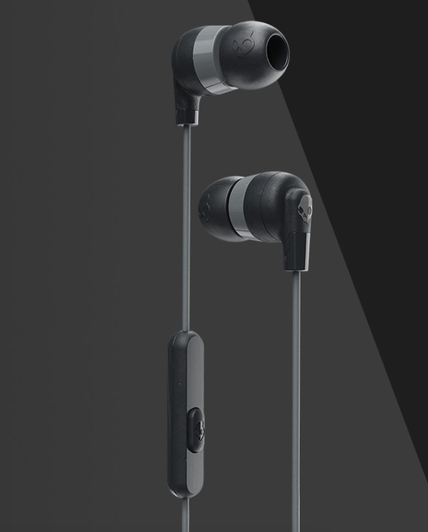 Image For Skullcandy Ink'd+ Wired Earbuds<br>Black