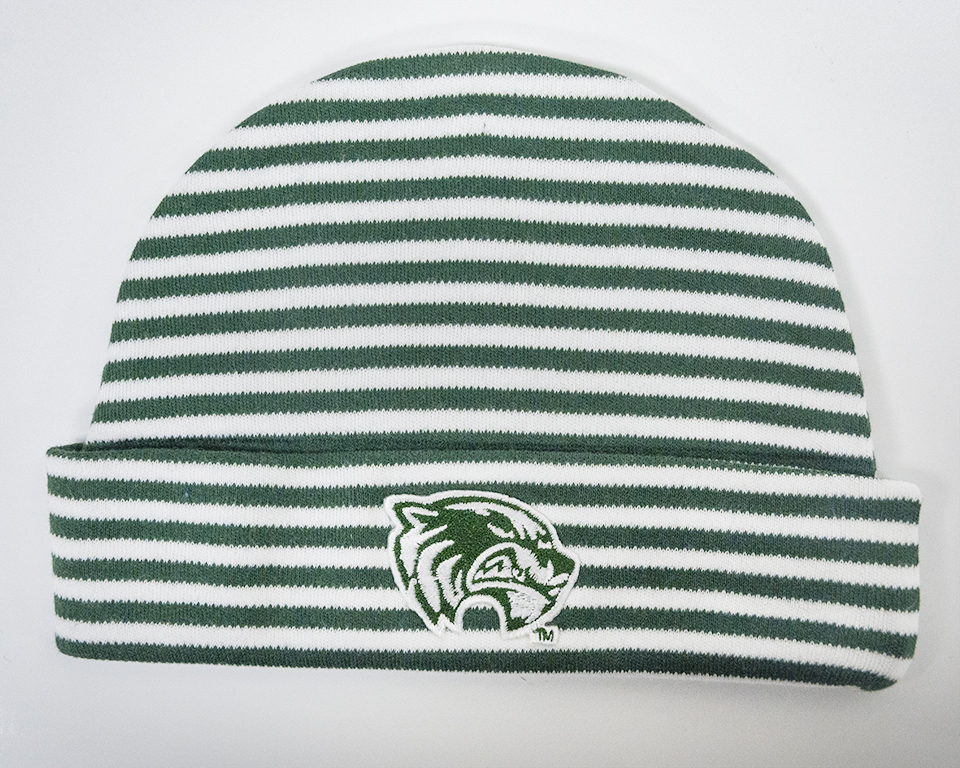 Image For Hunter Stripe Knit Baby Beanie<br>