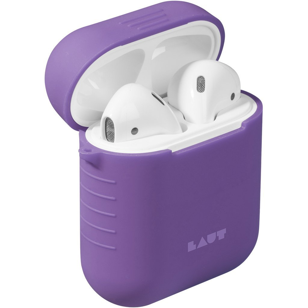 Image For Laut AirPod Charging Case<br>Purple