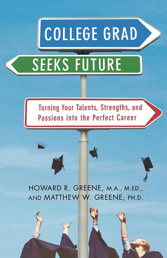 Image For College Grad Seeks Future<br>Howard R. Greene