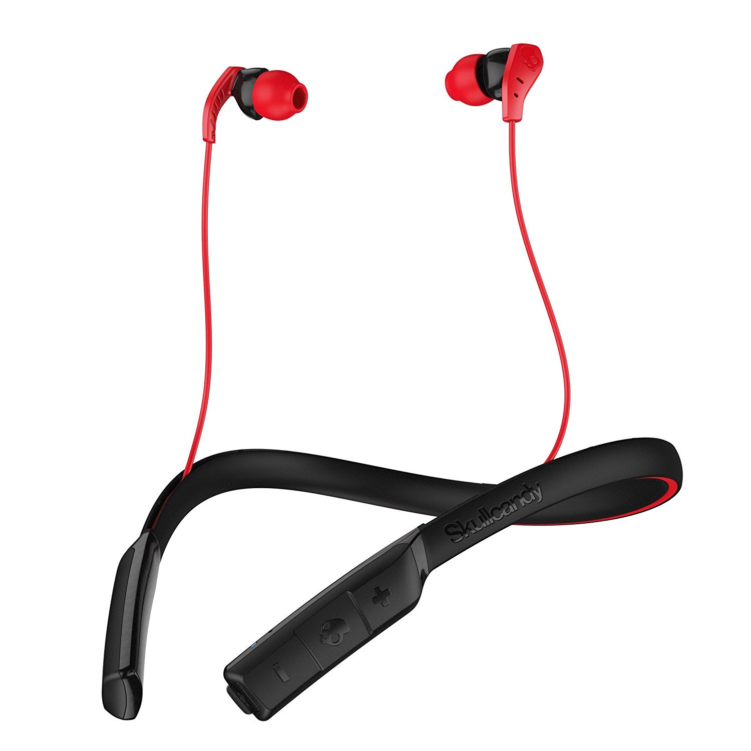 Image For Skullcandy Method<Br>Bluetooth Wireless Earbuds<Br>Red