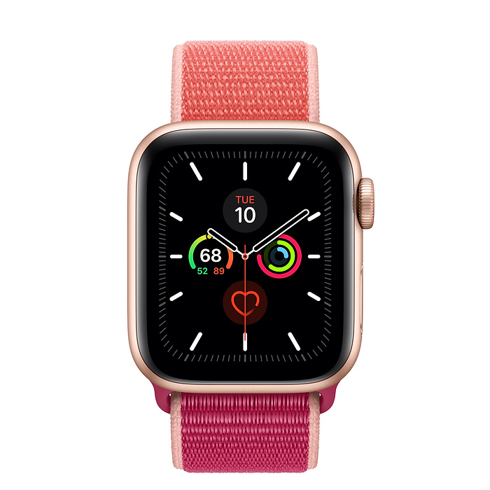 Image For Apple Watch<Br> Series 5 (GPS) <Br> Gold<BR>44MM