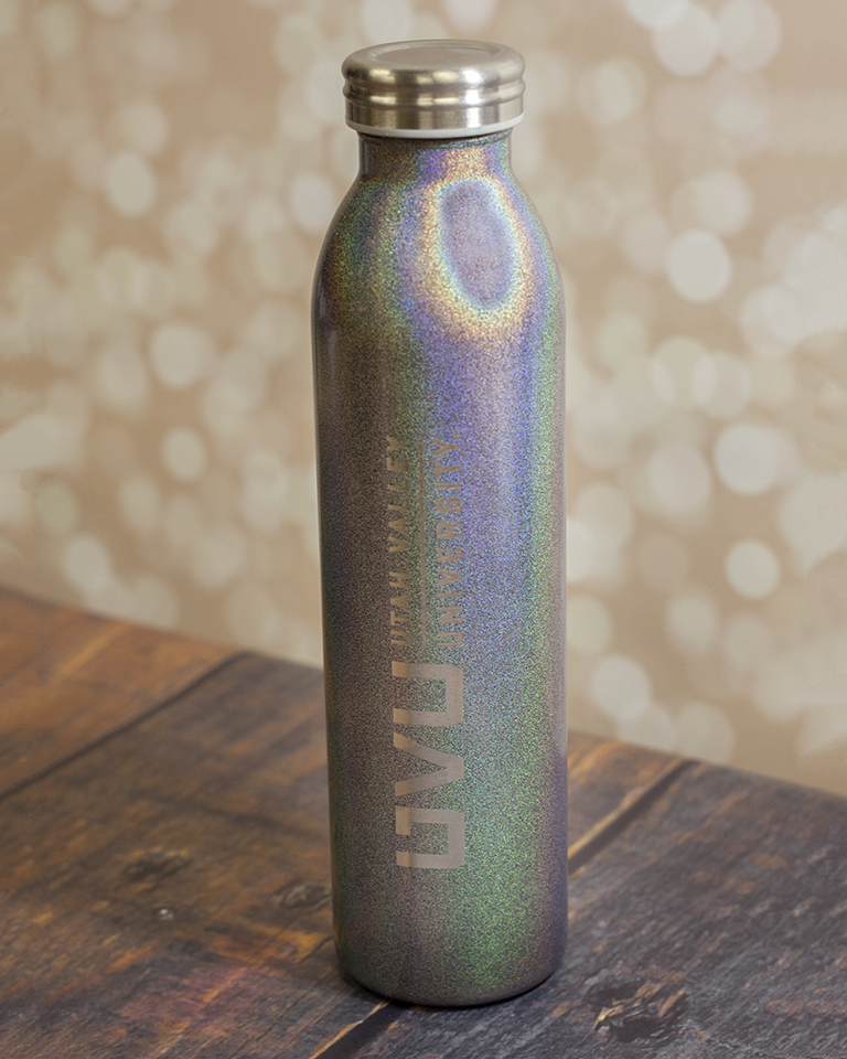 Image For Hyper Cool Tumbler<br>Iridescent Gray
