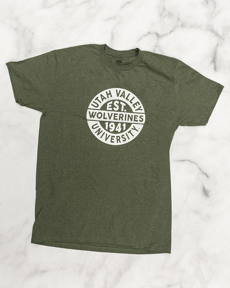 Image For MV Sport<br> Olive Pepper Tee