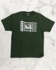 Cover Image for Champion Basic Tee<br>Dark Green<br>