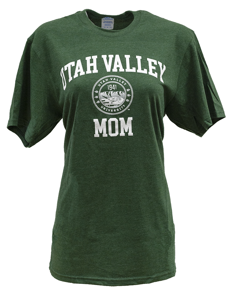 Image For UVU Mom Triblend Tee