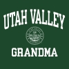 Cover Image for UVU Grandma Triblend Tee<br>