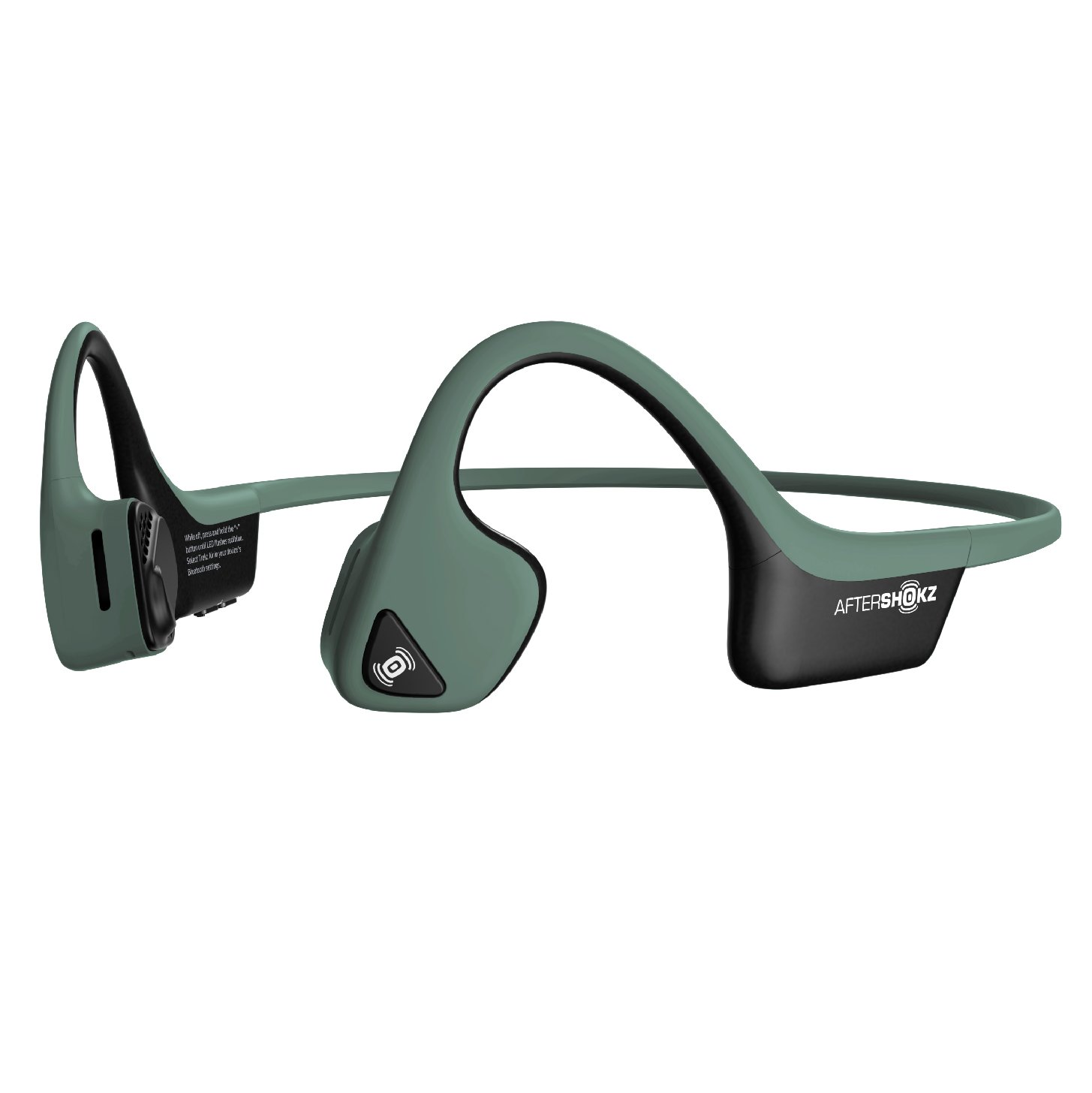 Image For Aftershokz Open-Ear <Br> Wireless Headphones<Br>Green Air