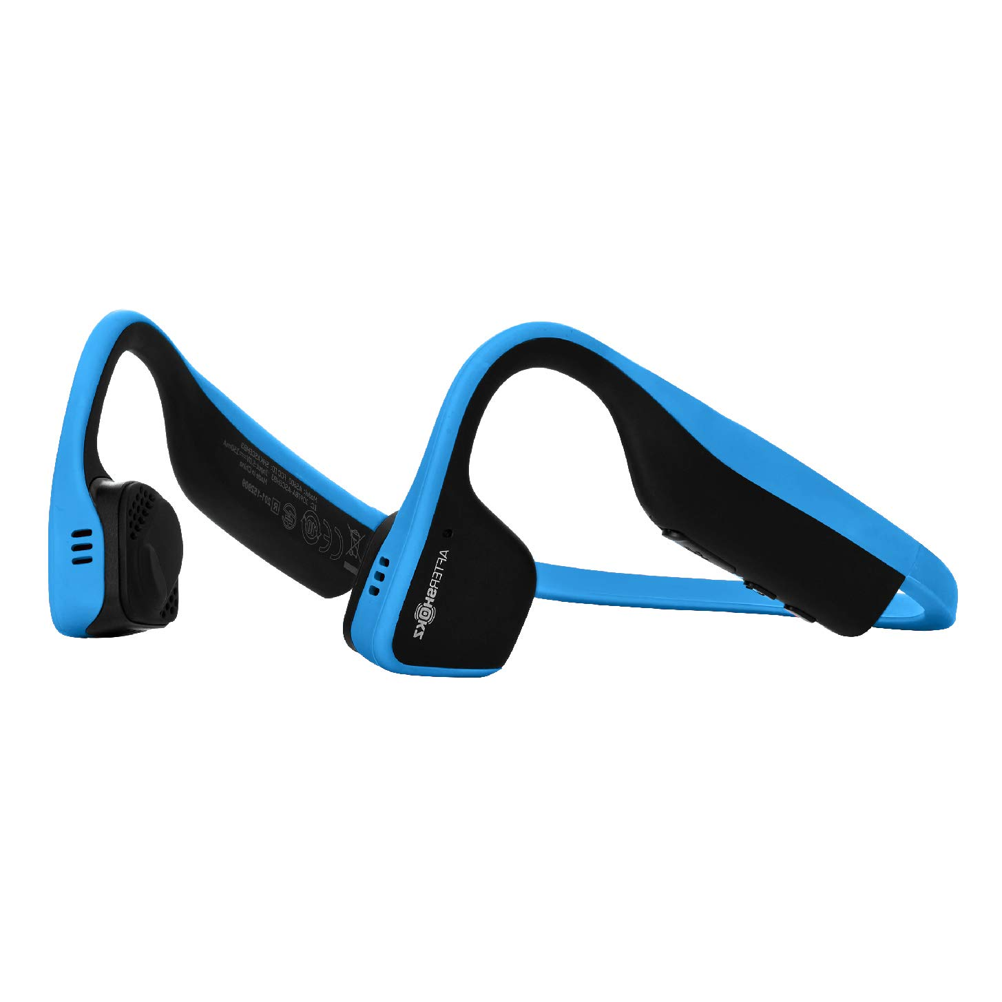 Image For Aftershokz Open-Ear <Br>Wireless Headphones<Br>Blue Titanium