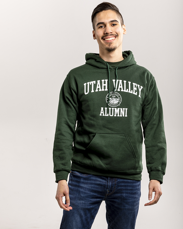 Image For College House Alumni Hood