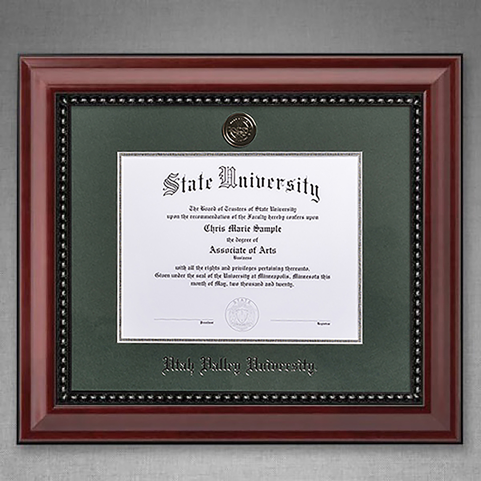 Image For Jostens<br>Summit Diploma Frame