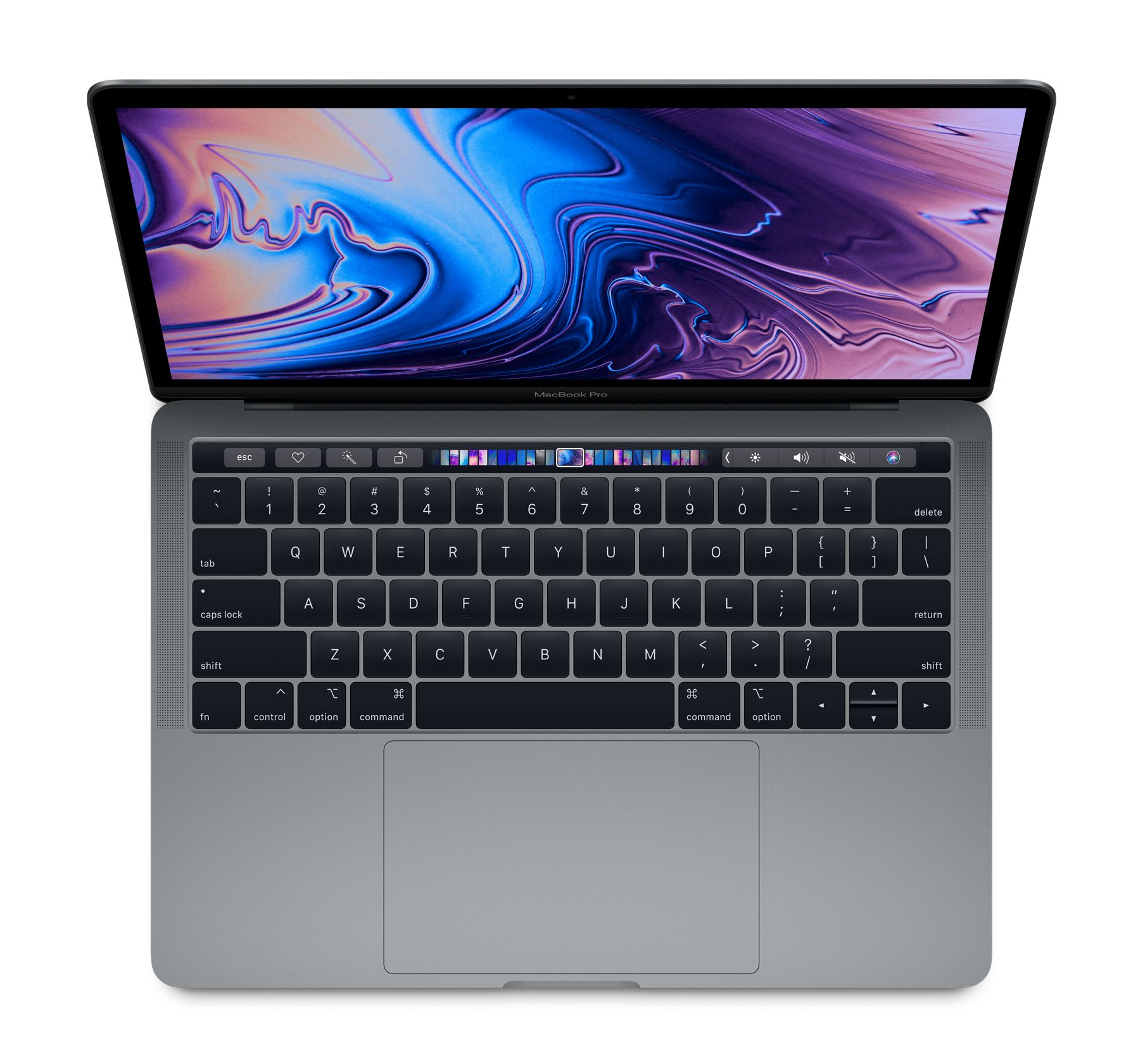 "Cover Image For MacBook Pro 13"" 2020<br>2.0GHz 256GB<br>Space Gray Touch Bar"