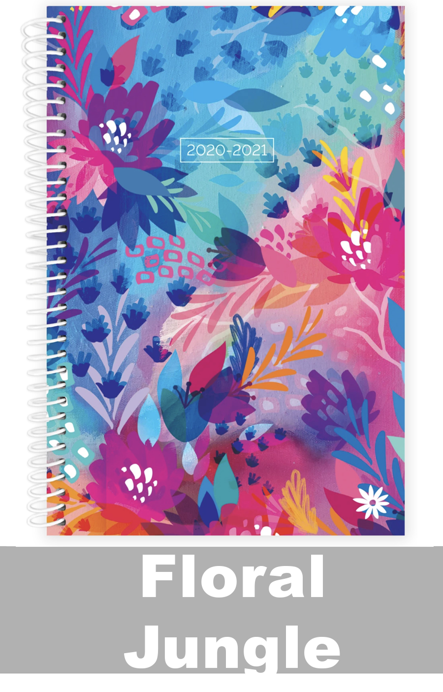 Image For Bloom 2020-21 Soft Cover Academic Daily Planner
