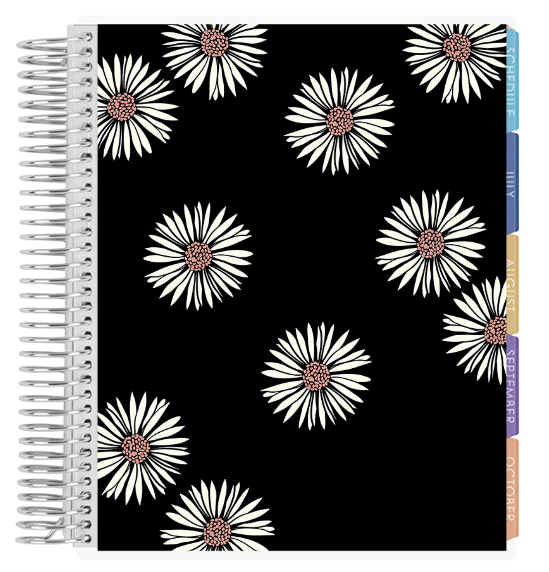 Image For Erin Condren: Daisies Academic Planner