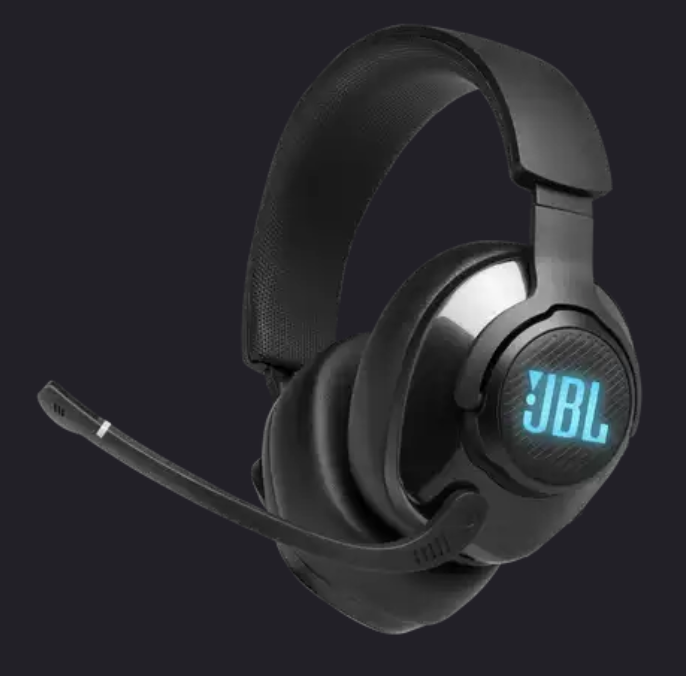 Image For JBL Quantum 400 <br>USB Over-Ear <br>Gaming Headset